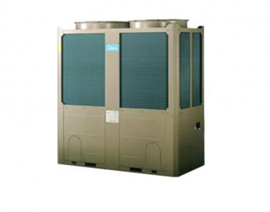 美的烈焰取暖空气源热泵机组DN-Y310/NSN1-H